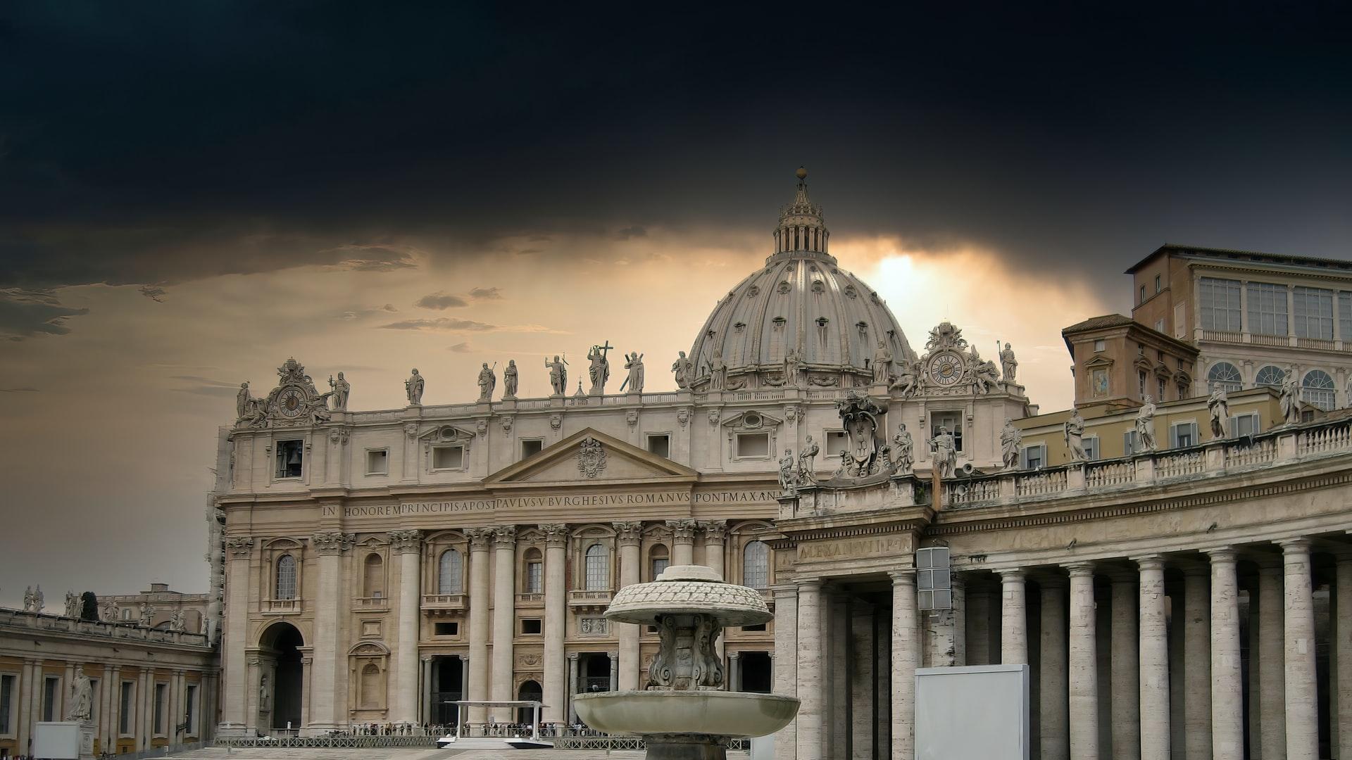 The Vatican is not a Christian organization, but a Satanic organization